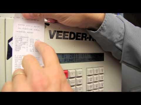 Atg Veeder Root Tls 350 Inventory Report