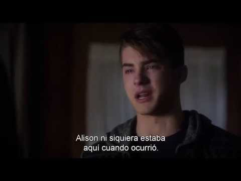 PLL – Mike says Alison DiLaurentis is not A SUBTITULADO 5x20 Pretty Isnt the Point