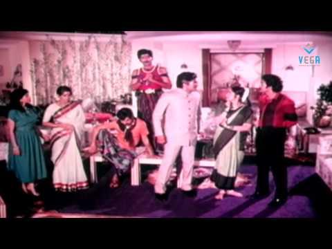 Shoban Babu & Maruti Rao Irritates Charan Raj - Mr Bharat