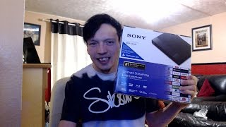 Unboxing of My New Sony BDP S6500 Region Free Bluray Player Part 1