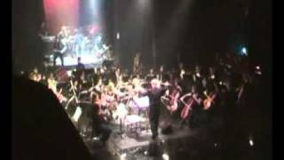 Celesty Legacy Of Hate part III live with orchestra