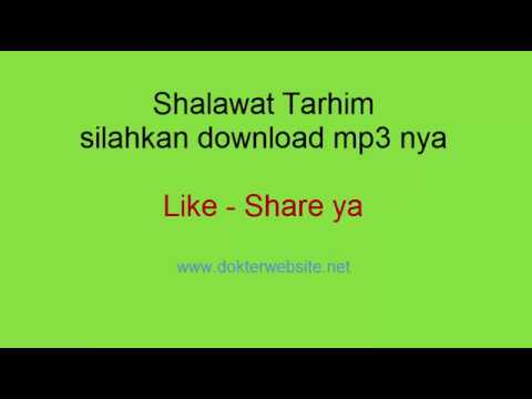 Shalawat Tarhim Sebelum Adzan | Download Merdu HD