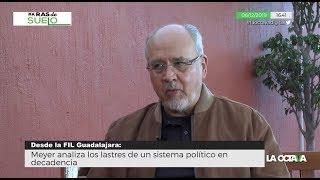 EN VIVO l LORENZO MEYER con RICARDO RAPHAEL en LA OCTAVA 6/12/19