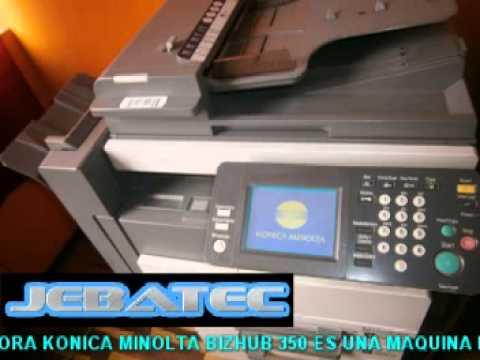 KONICA DRIVER C350 FREE DOWNLOAD MINOLTA