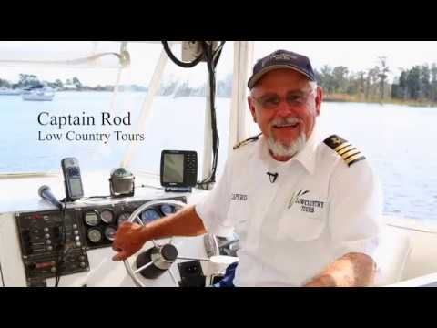 Cap'n Rod's Lowcountry Tours | Georgetown, SC