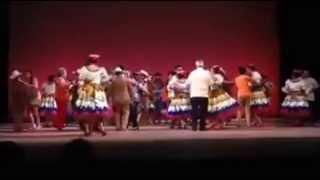 Nuevo Leon. El Legado de un Guerrero Ballet Folklorico Herencia Mexicana