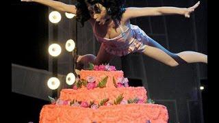Ведущие Маркевич и Абучкаев, уронили торт в присутствии 300 гостей!!! Epic Fail...