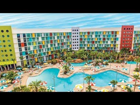 Top 10 Best Hotels Near Universal Studios Florida In Orlanda, Florida, USA