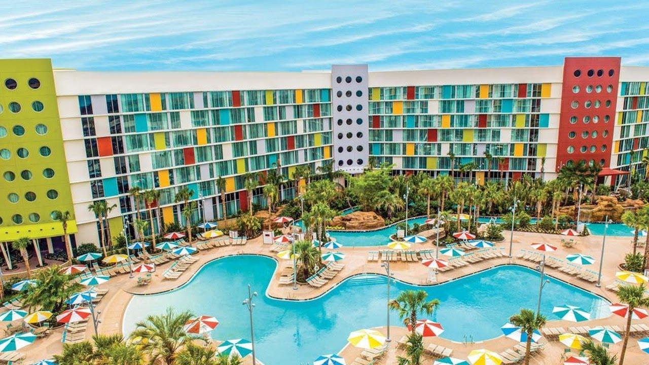 Top 10 Best Hotels Near Universal