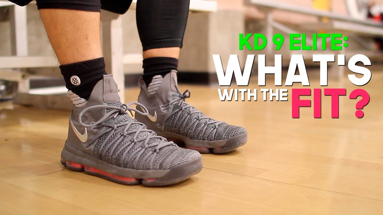 Nike KD 9 Elite Review | Fit Too