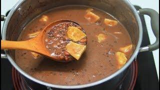 Cách nấu chè đậu đỏ thơm ngon đơn giản tại nhà