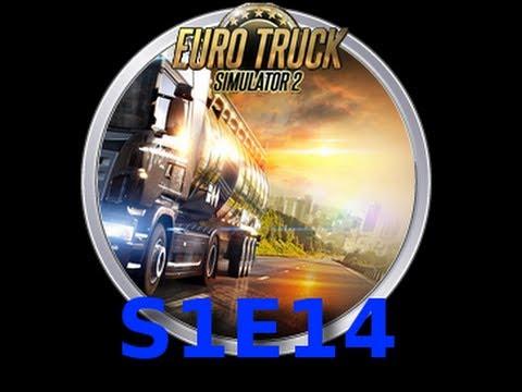 Euro Truck Simulator 2 - S1E14 - Norwegian comments