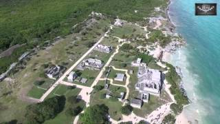 Tulum Drone Flight