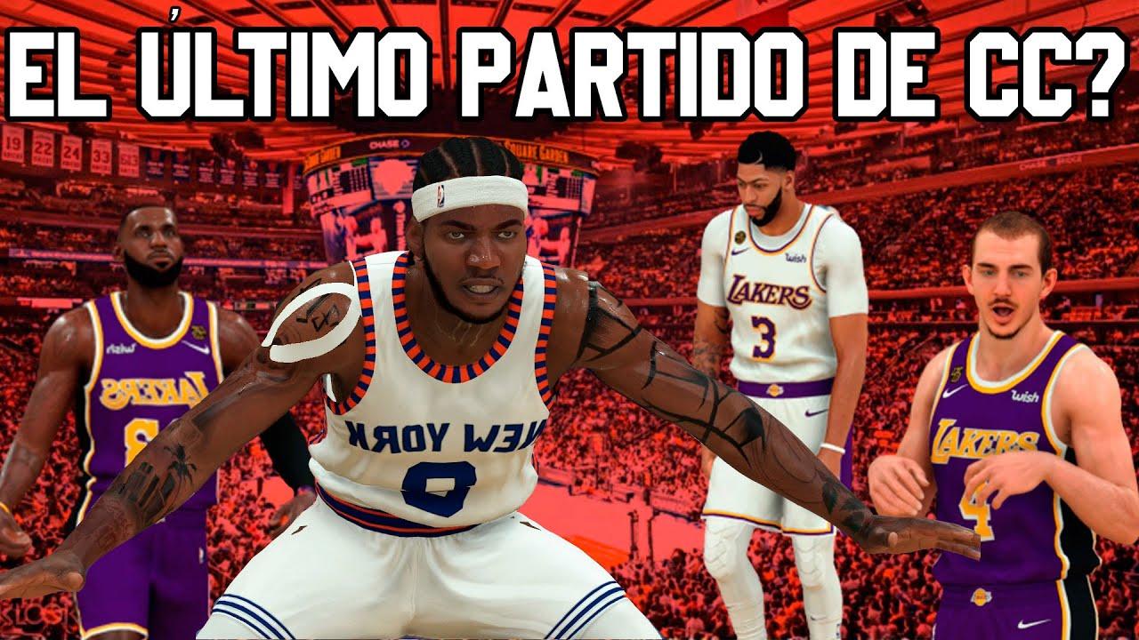 LA GRAN FINAL DE LA NBA: Se retira CC después de esto?