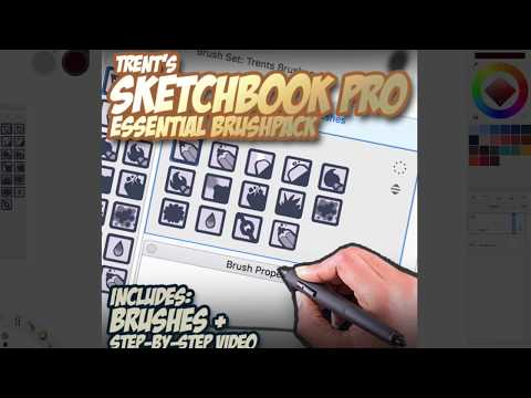 how to use procreate ipad pro
