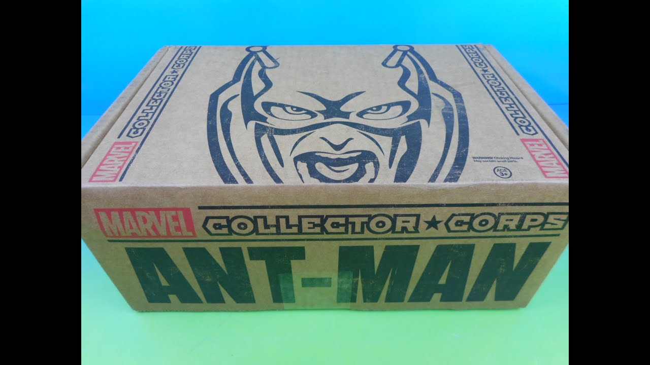 marvel collector corps subscription