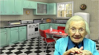96살 할머니가72년을 살아온 집을 내놓았는데 구매자는 집의 엄청난 내부를 보고 할 말을 잃어 버렸다