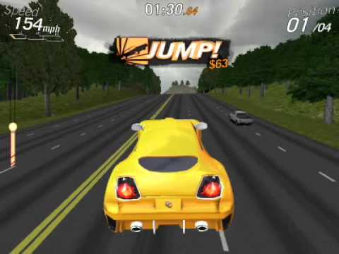Crazy Cars: Hit the Road - Full Version Game Download - PcGameFreeTop