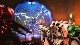 ALIEN INVASION SURVIVAL! - Earthfall Gameplay - Left 4 Dead 2 style Survival Game!