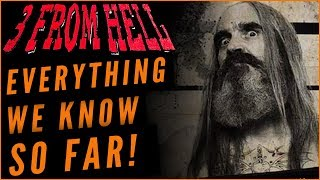3 From Hell Release Date + Everything we Know!