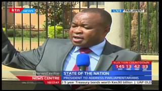 State of the Nation interview with Irungu Kang'ata and Chris Wamalwa