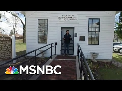 Ripon, Wisconsin: Birthplace Of The GOP | MSNBC