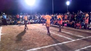 ALIBAG RCF KBD 2014 FINAL UMBARWADI VS KHAIRAT 2