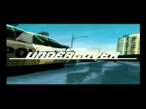 need for speed undercover wii game intro youtube. Black Bedroom Furniture Sets. Home Design Ideas