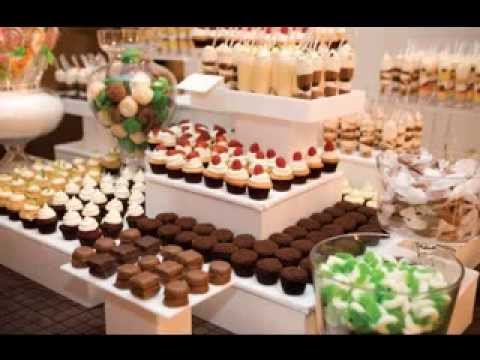 DIY wedding party buffet menu ideas YouTube