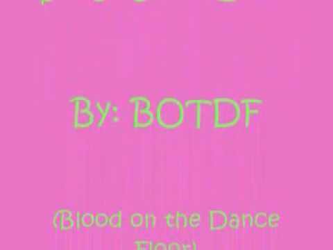 Blood on the Dance Floor (band) - Wikipedia