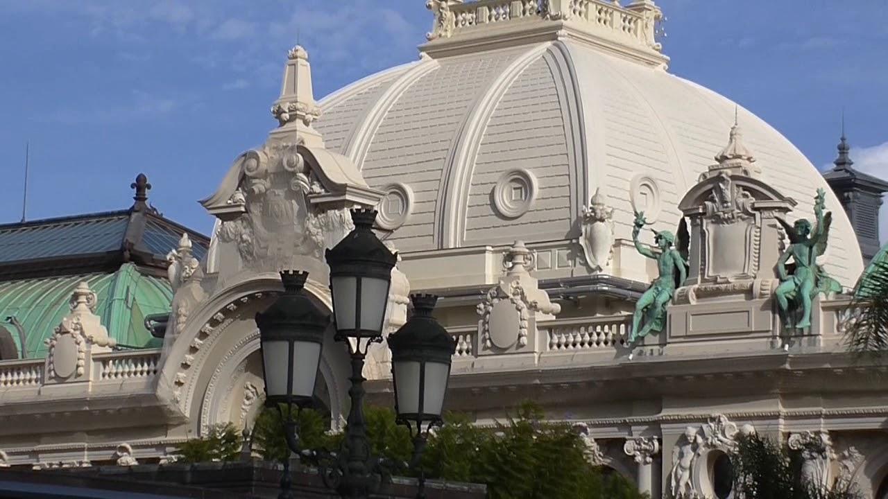 Monaco: Casino Monte Carlo, Cafe de Paris, Hotel de Paris