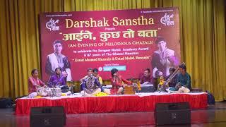Aaya Tere Dar Par Deewana || Veer-Zaara || Performed Live by Ustad Ahmed & Mohd. Hussain