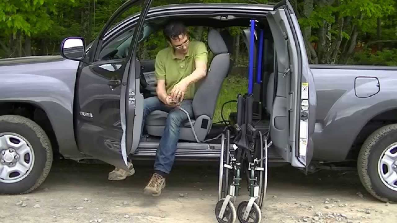 Disabled Car Seat Lift