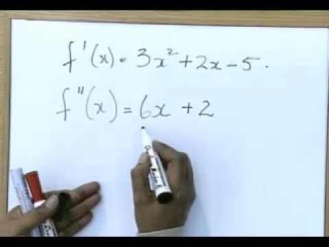 Matric revision: Maths: Calculus/Cubic Graphs (1/3): Lesson 5
