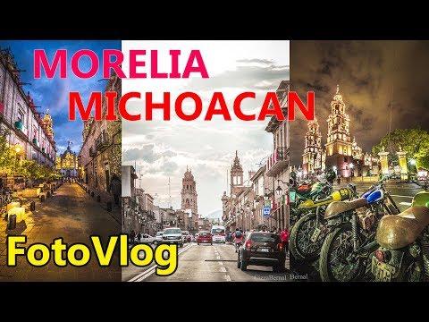 Morelia Michoacán  / FotoVlog / Donde Tomar Fotos