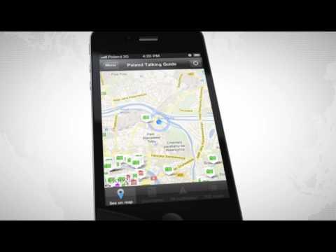 GPSMobileGuide -- professional portable travel guide