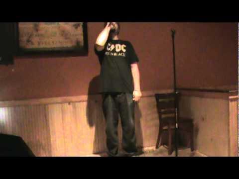 Korn - Freak on a Leash (at a karaoke bar)