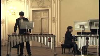 Fast Xylophone. Wieniawski Tarantelle. Russia 2000.