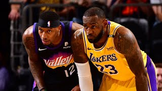 Los Angeles Lakers Vs Phoenix Suns Full GAME 5 Highlights   2021 NBA Playoffs
