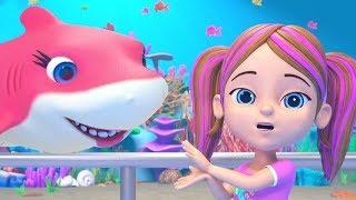 Download Baby Shark Dance - Nursery Rhymes & Kids Songs by Little Treehouse Mp3