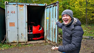 Купили контейнер на аукционе за 150 тысяч рублей, а там...