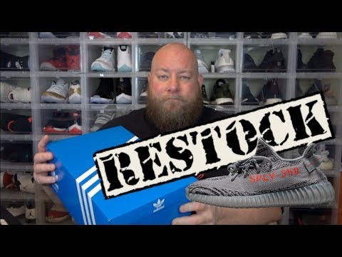 Adidas Website Glitch Blesses Me With Hypebeast Sneaker! + YEEZY 350 V2 Beluga 2.0 Restock??