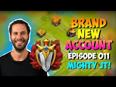NEW ACCOUNT Episode 11: Insane Might Boost!