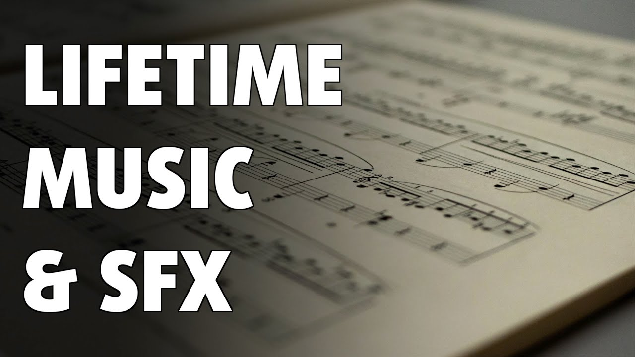 NEVER PAY FOR MUSIC OR SFX AGAIN!