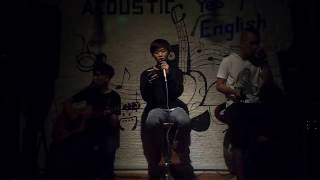 Ánh Nắng Của Anh cover by Mr Trung Hiếu at Yes English Acoustic Coffee (2017/02/26)