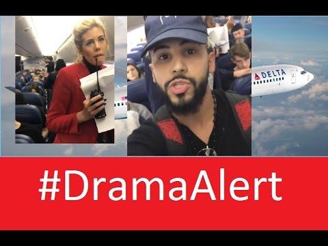 Adam Saleh EXPOSED for Delta HOAX & Race Baiting #DramaAlert