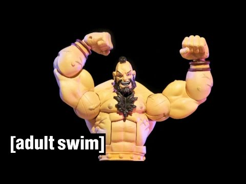 Gay Video Games Characters | Robot Chicken | Adult Swim