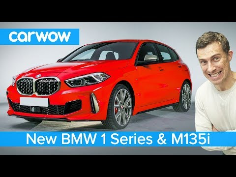 All-new BMW 1