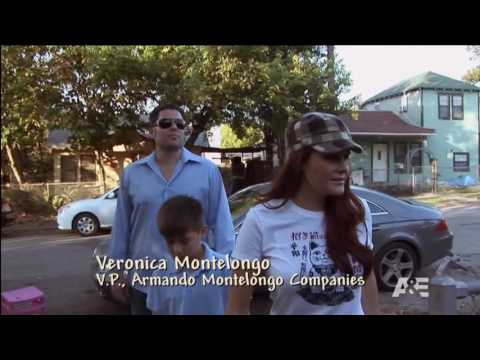 Armando Montelongo Flip This House San Antonio Eviction House Full Episode High Definition