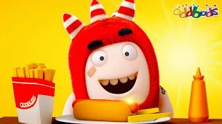 Чуддики | Уличная еда | Смешные мультики для детей